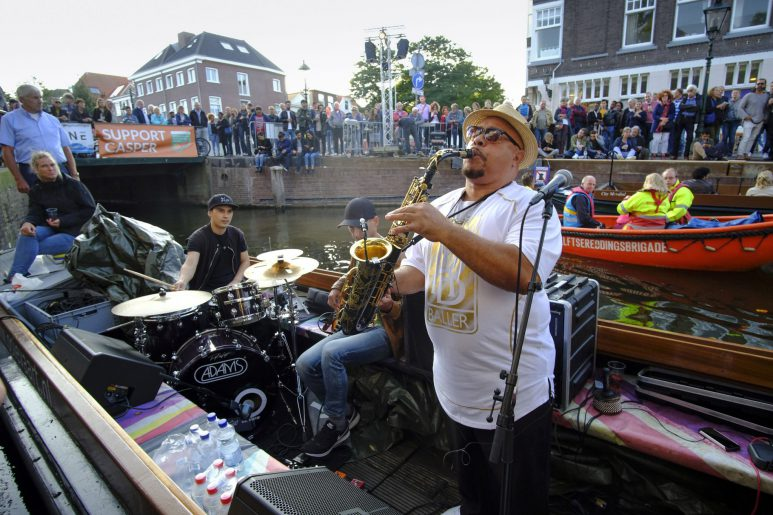 Jazz in de gracht 2017